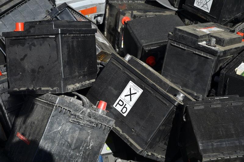 Schrottpreise Batterien Altbatterien Preise Blei